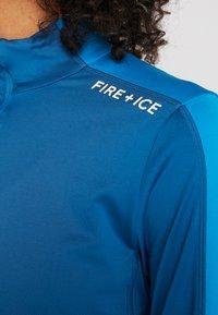 Bogner Fire + Ice - DELLA - Forro polar - blue/turquoise - 6