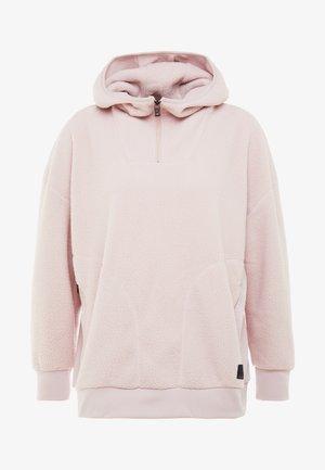 PURA - Bluza z kapturem - pink