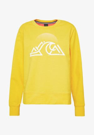 RONDA - Sweatshirt - yellow
