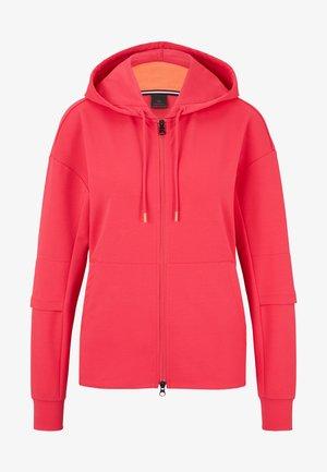 ERLA - Zip-up hoodie - red