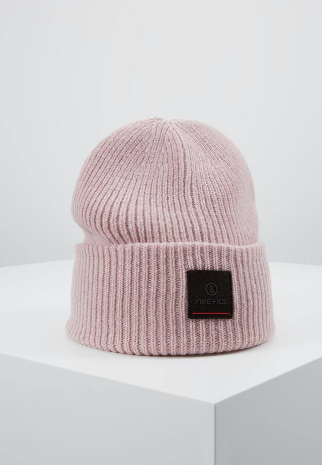 TAREK - Beanie - light pink
