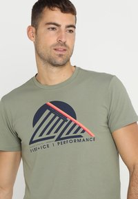 Bogner Fire + Ice - FOX - T-Shirt print - olive - 4