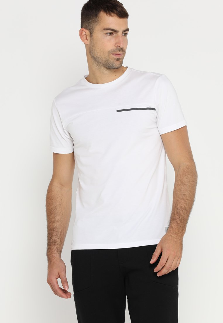 Bogner Fire + Ice - NANDO - T-Shirt print - white