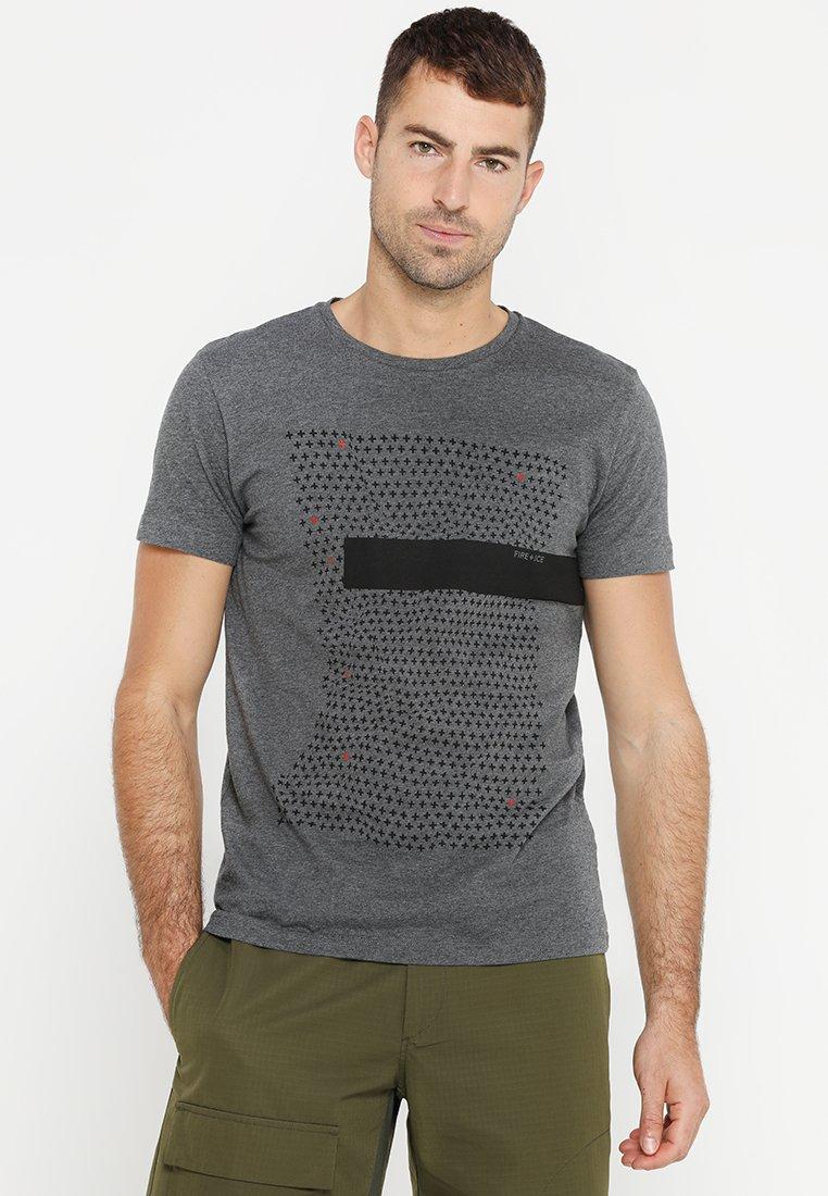Bogner Fire + Ice - MARIO - T-Shirt print - dunkelgrau