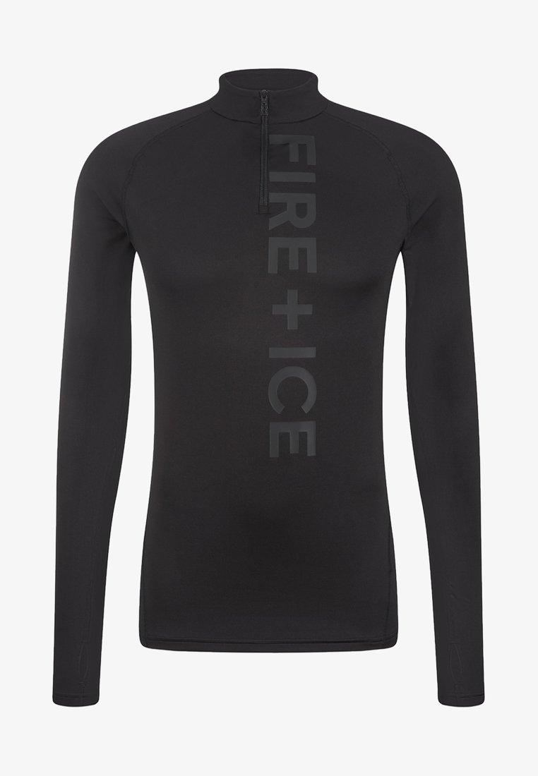 Bogner Fire + Ice - MARIAN - Long sleeved top - black