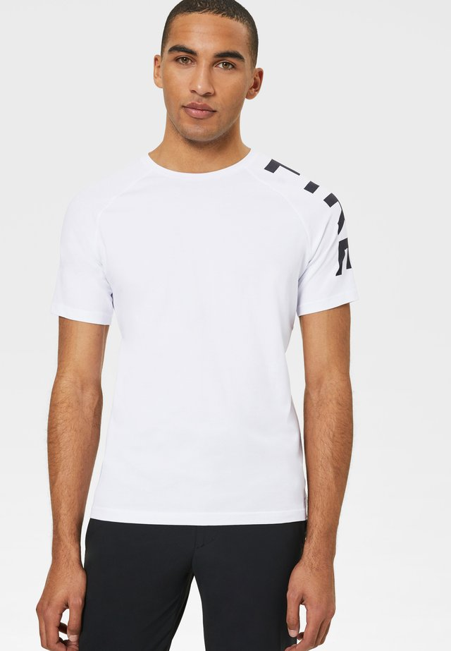 AKIM - T-Shirt print - white