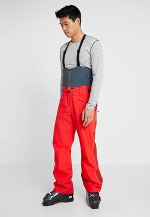 GORDY - Ski- & snowboardbukser - orange