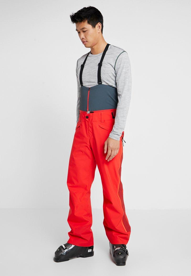 Bogner Fire + Ice - GORDY - Pantaloni da neve - orange
