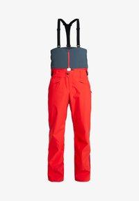 Bogner Fire + Ice - GORDY - Pantaloni da neve - orange - 5