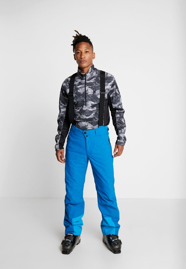 SCOTT - Snow pants - blue