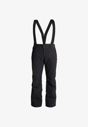 SCOTT - Zimní kalhoty - black