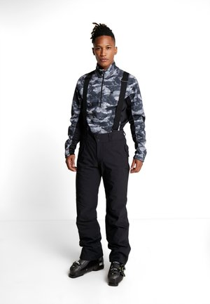 SCOTT - Snow pants - black