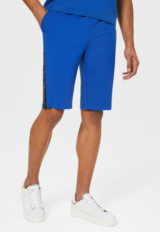 LUCAN - kurze Sporthose - azure blue