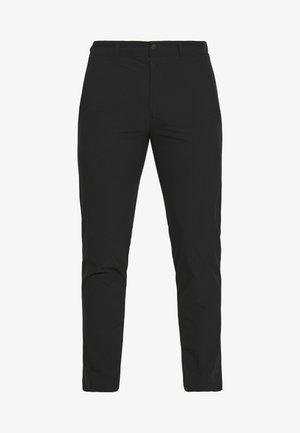 RIVER - Pantalon classique - black