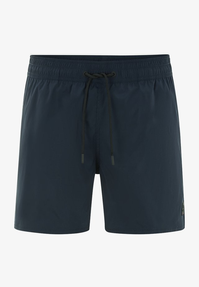 NELSON - Swimming shorts - navy blue