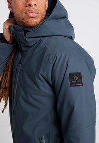 Bogner Fire + Ice - EAGLE - Lyžařská bunda - blue/grey - 10