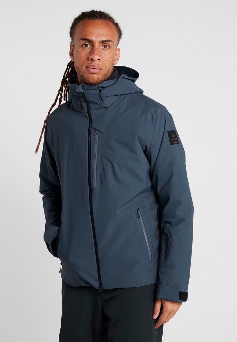 Bogner Fire + Ice - EAGLE - Lyžařská bunda - blue/grey