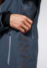 Bogner Fire + Ice - EAGLE - Lyžařská bunda - blue/grey - 6