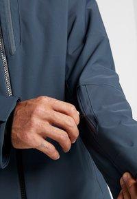 Bogner Fire + Ice - EAGLE - Lyžařská bunda - blue/grey - 5