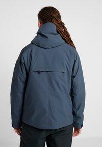 Bogner Fire + Ice - EAGLE - Lyžařská bunda - blue/grey - 2