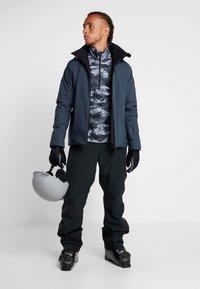 Bogner Fire + Ice - EAGLE - Lyžařská bunda - blue/grey - 1