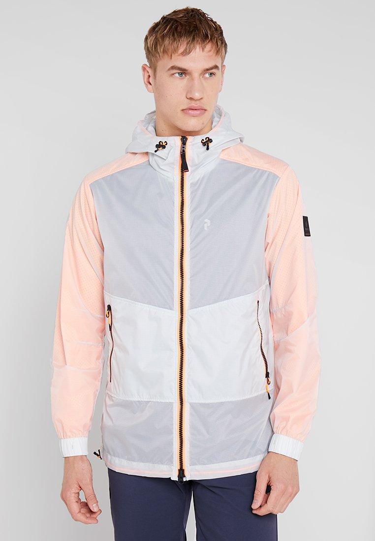 Bogner Fire + Ice - TEMMO - Hardshell jacket - white
