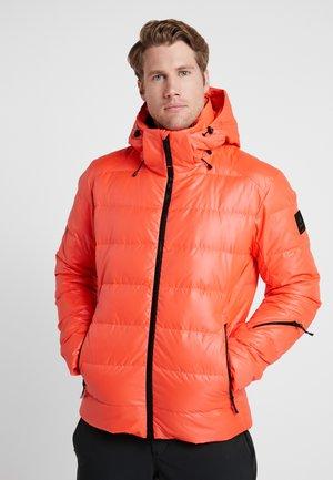 LASSE - Kurtka narciarska - orange
