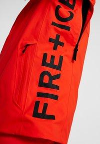 Bogner Fire + Ice - EAGLE - Skijakke - orange - 8