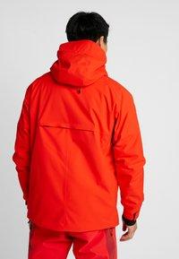 Bogner Fire + Ice - EAGLE - Skijakke - orange - 2