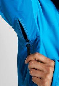 Bogner Fire + Ice - HANNES - Snowboard jacket - blue/turquoise - 4