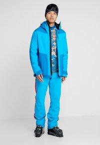 Bogner Fire + Ice - HANNES - Snowboard jacket - blue/turquoise - 1