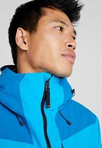 Bogner Fire + Ice - HANNES - Snowboard jacket - blue/turquoise - 5