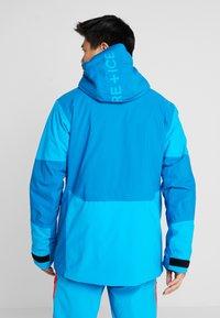 Bogner Fire + Ice - HANNES - Snowboard jacket - blue/turquoise - 2
