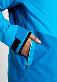 Bogner Fire + Ice - HANNES - Snowboard jacket - blue/turquoise - 7