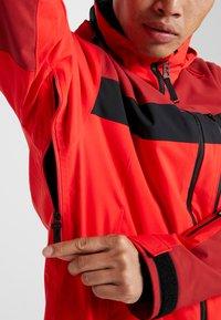 Bogner Fire + Ice - DAMIAN - Snowboardová bunda - orange/red - 4