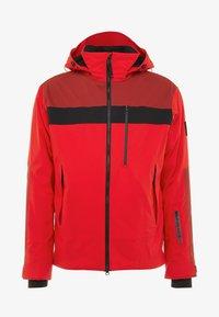 Bogner Fire + Ice - DAMIAN - Snowboardová bunda - orange/red - 5