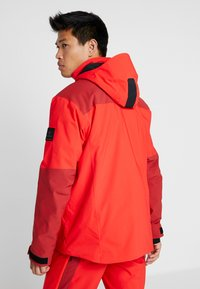 Bogner Fire + Ice - DAMIAN - Snowboardová bunda - orange/red - 2