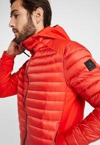 Bogner Fire + Ice - MAGNUS - Lyžařská bunda - orange - 3