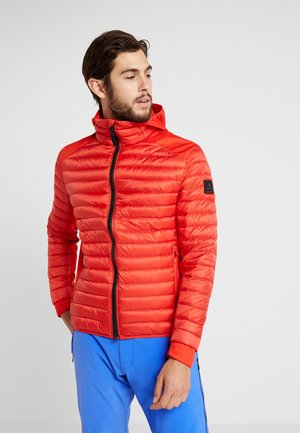 MAGNUS - Veste de ski - orange