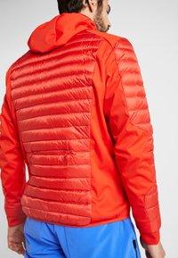 Bogner Fire + Ice - MAGNUS - Lyžařská bunda - orange - 5
