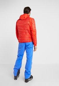 Bogner Fire + Ice - MAGNUS - Lyžařská bunda - orange - 2