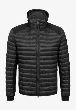 MAGNUS - Gewatteerde jas - black