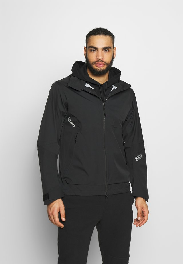ELLIOT - Hardshell jacket - black