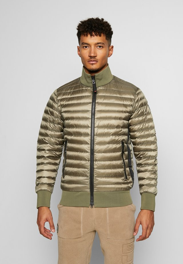 FENN-D - Down jacket - olive