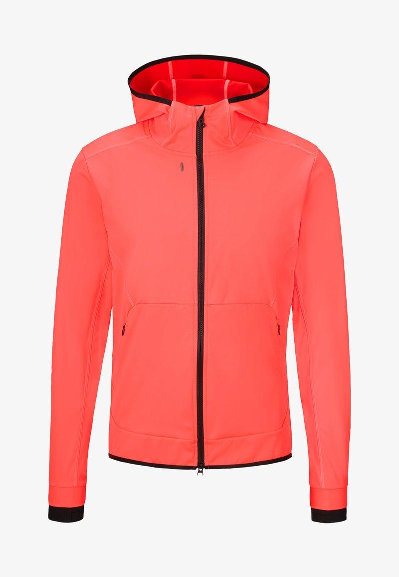 Bogner Fire + Ice - Soft shell jacket - orange