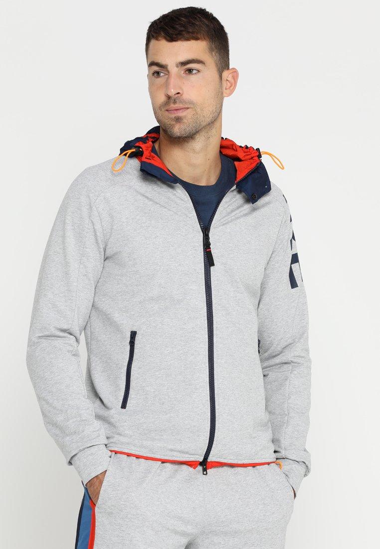Bogner Fire + Ice - BILL - Zip-up hoodie - grey
