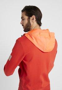 Bogner Fire + Ice - CONNOR - Bluza rozpinana - orange - 6