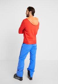 Bogner Fire + Ice - CONNOR - Bluza rozpinana - orange - 2