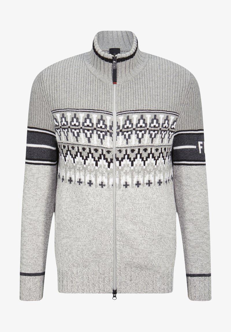 Bogner Fire + Ice - REMY - Zip-up hoodie - grey