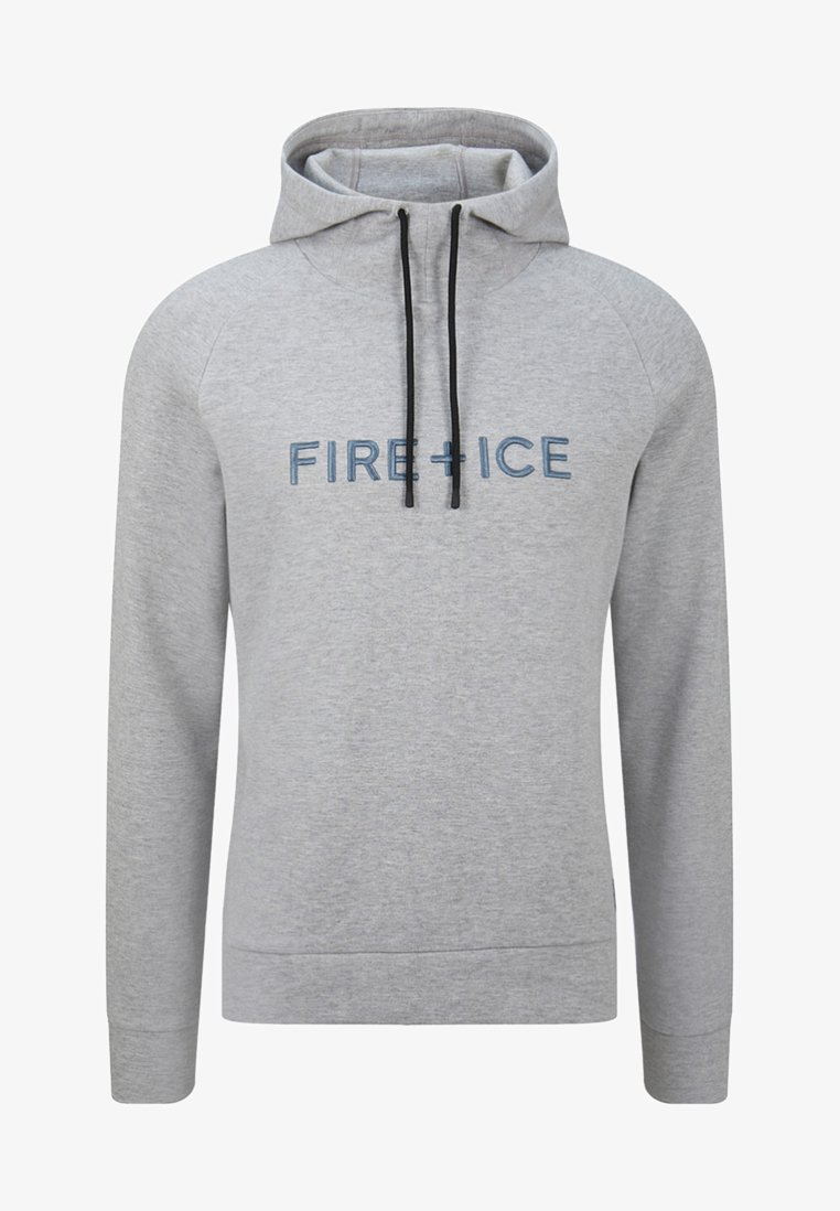 Bogner Fire + Ice - Hoodie -  light grey